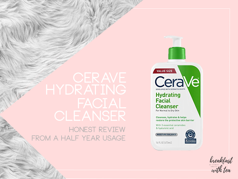 Feature Image of Cerave Hydrating Facial Wash